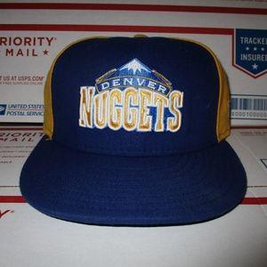 Denver Nuggets nba Basketball New era hat 6 7/8 7